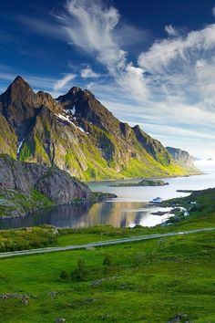 Lofoten, Norway Ironkan