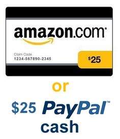 Congratulations to Gerri S. for winning the $25 Cash Dash Giveaway!!