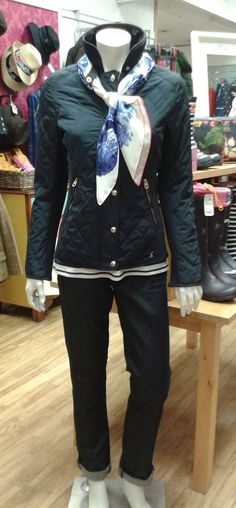Full of country heritage and with hand drawn linings, a Joules jacket offers more than protection from the elements.