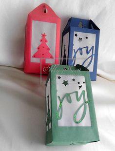 Farolillos o cajas de regalo