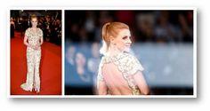 Jessica Chastain imponente en joyas Piaget en el cierre del 70 Festival de Cine de Cannes