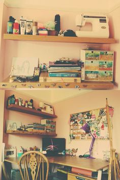 My desk / workstation :) (where I spend 90% of my free time)