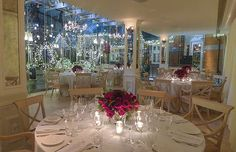 FEATURED WEDDING VENUE: TAVERN ON THE GREEN City Wedding Venues, Wedding Reception, Tavern On The Green, Elegant Bridal Shower, Sophisticated Wedding, Love Symbols, Rehearsal Dinners, White Roses, Backdrops