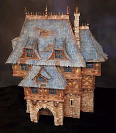Tabletop World - Noble Townhouse - Pro-Painted | eBay