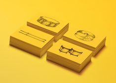 #Visitenkarten ©Benoit Galangau #CorporateDesign