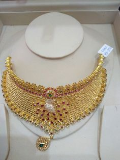 Gold Jewelry for any purpose Bridal Necklace Set, Bride Necklace, Gold Necklace, Royal Jewelry, Indian Jewelry, Gold Jewellery, Trendy Jewelry, Fashion Jewelry, Wholesale Gold Jewelry