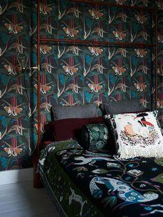 Home of Klaus Haapaniemi   Design Stories