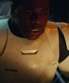 John Boyega in The Force Awakens