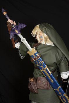 Link - Legend of Zelda | Onicon 2013