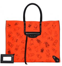 Le sac de Grace Coddington pour Balenciaga