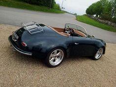 Porsche 356 speedster widebody ***solgt*** billede 10