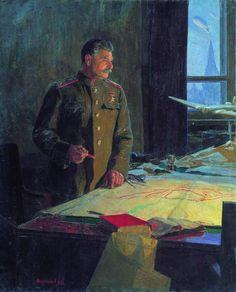 Generalísimo de la Unión Soviética IV Stalin (Генералиссимус Советского Союза И. Soviet Art, Soviet Union, Communism, Socialism, Joseph Stalin, Socialist Realism, Constructivism, Famous Art, Red Army