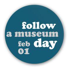 Domani 01 febbraio 2015 l'evento social dedicato ai musei e agli amanti dell'arte su twitter