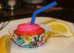Pink Lemonade Cupcake Recipe!  {you'll love these tastebud squealin' treats!}