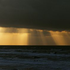 """""""Today's sunset at the west coast of Denmark"""""""