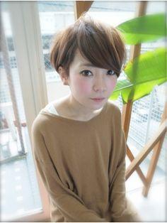 ヘアスタイル・髪型・ヘアカタログ(ベリーショート)|人気順|3  - ショートヘア ホットペッパー