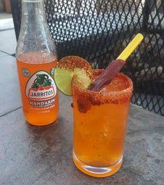"391 Likes, 56 Comments - el_bartender (@jorge_el_bartender) on Instagram: ""JARRITO CON TEQUILA   1oz tequila azul imperial blanco  1/2oz triple sec  4oz jarrito de Mandarina…"""