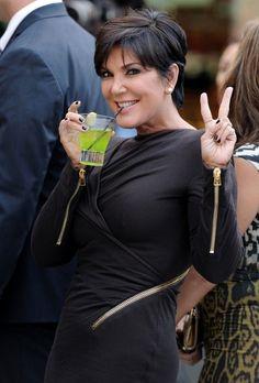Kim Kardashian Hosts The Midori Makeover Parlour