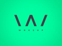Wrkshp by Tridente Brand Firm #logo #design #inspiration