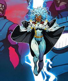 /r/ImaginaryMutants - The art of the X-Men and all mutants from their universe. Marvel Comics Art, Marvel Heroes, Anime Comics, Spiderman Vs Superman, Female Monster, Arte Nerd, Marvel Comic Character, Fantasy Fiction, Comic Games