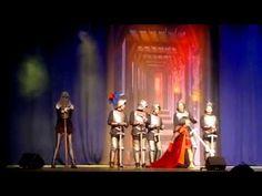 Shrek il musical-Lord Farquaad.