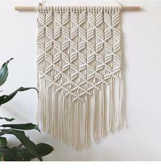 Yarn Crafts, Diy Crafts, Boho Home, Dream Catcher, Sari, Projects, Instagram, Design, Home Decor