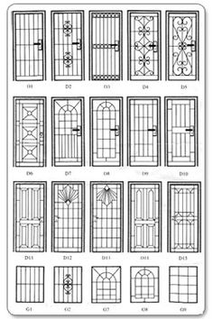 Image result for modern ms grill design | window grill | Grill ... on iron fences and gates designs, metal fence gates designs, garage door designs, house gate design pakistan, concrete fences and gates designs, aluminum driveway gates designs,