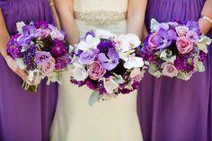 love the purples!