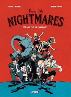 Pretty Little Nightmares, des jumeaux terrifiants - http://www.ligneclaire.info/chauvel-boivin-28938.html