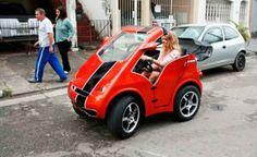 Nanico: carro elétrico compacto de R$ 15 mil será desenvolvido no Ceará