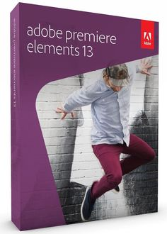 Adobe Premiere Elements 13 - FULL RETAIL Version ** FREE PRIORITY MAIL ** not 12 #Adobe