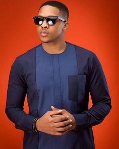People always look fabulous wearing their native wears. That's why we brought to you this latest Native Styles to make your choice from. You looks is our concern here African Wear Styles For Men, African Shirts For Men, African Dresses Men, African Attire For Men, African Clothing For Men, Nigerian Men Fashion, African Men Fashion, Mens Fashion, Costume Africain