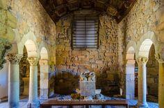Capilla pre-románica de São Pedro de Balsemão | Turismo en Portugal