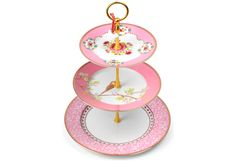 Search results for: 'brands pip studio pip studio cake stand pink' Tiered Cake Stands, 3 Tier Cake Stand, Tiered Stand, Tiered Cakes, Cupcake Stands, Pip Studio, Mode Online Shop, Dessert Aux Fruits, Dessert Stand