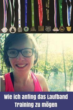 Celina hasste das Laufband Training wie so viele andere Läufer. Doch dann änderte sie ihr Training und läuft heute mit viel Spaß auch drinnen.