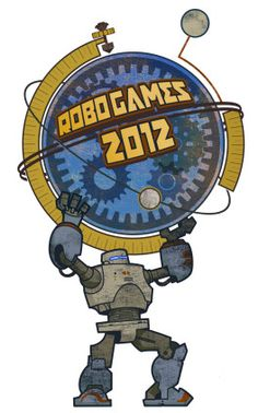 RoboGames! April 20-22 with lots of robot-y goodness. We'll be there! www.robogames.net
