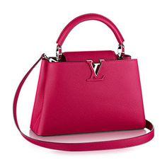 Louis Vuitton Capucines BB M94519 Fuchsia