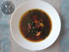 Šviežių burokėlių sriuba