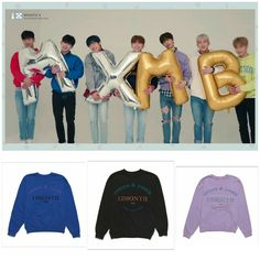 @MXCloset Twitter Update Kihyun's Wonho's & Hyungwon's Clothes. #Monsta_X #몬스타엑스 #Kihyun #기현 #Hyungwon #형원 #Wonho #원호 #MonstaX #MenFashion #KFashion #MonstaXCloset