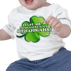 Awee!! Baby St. Patty's!
