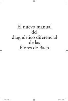El nuevo-manual-de-diagnostico-diferencial-de-las-flores-de-bach