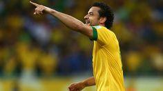 Brésil : Fred est incertain pour le Mondial
