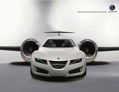 Saab's former self-confidence