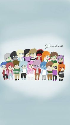 Aphmau My Street group foto by on DeviantArt Minecraft Characters, Aphmau Characters, Aphmau My Street, Aphmau Youtube, Aphmau Memes, Zane Chan, Aphmau Fan Art, Kawaii Chan, Minecraft Fan Art