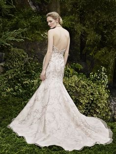 Style 2246 Rosemary From Casablanca Bridal