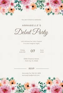 Image Result For Free Invitation Templates For Word Free