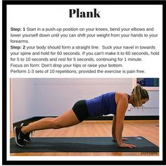 Get that pre-baby belly back 3