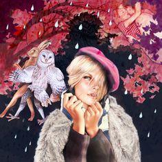 Minni Havas is a freelance illustrator based in Helsinki, Finland. Having studied fashion design at the University of Art and Design Helsinki, her focus Colorful Paintings, Freelance Illustrator, Finland, Vector Art, Illustration Art, Art Illustrations, Illustrators, Sketches, Magazine
