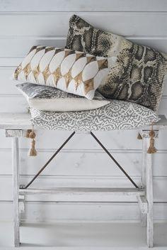 Des pillows.:-) Une envie pour ma chambre cette année .