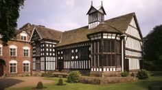 Rufford Old Hall (NT) near Ormskirk